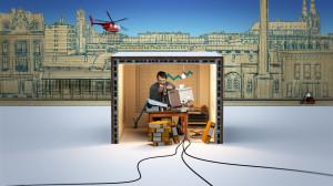 Tempi duri - Produzione video viral in animazione 3D