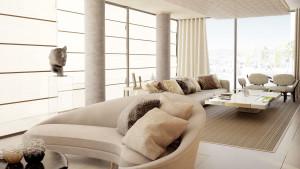Rendering interni, villa libano, motik - img15