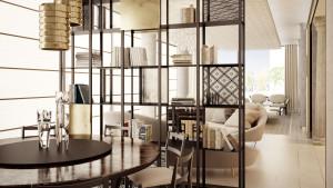 Rendering interni, villa libano, motik - img14